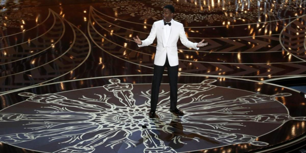 La polémica que desató el monólogo de Chris Rock en los Oscars 2016