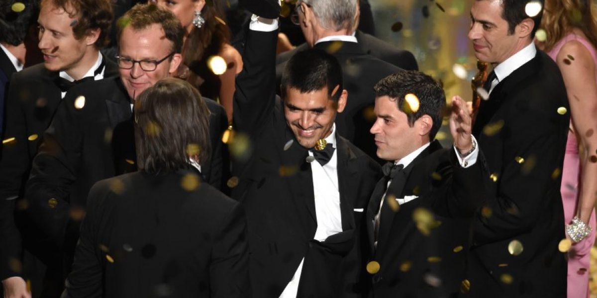 Ministro de Cultura celebra triunfo en los Oscar de
