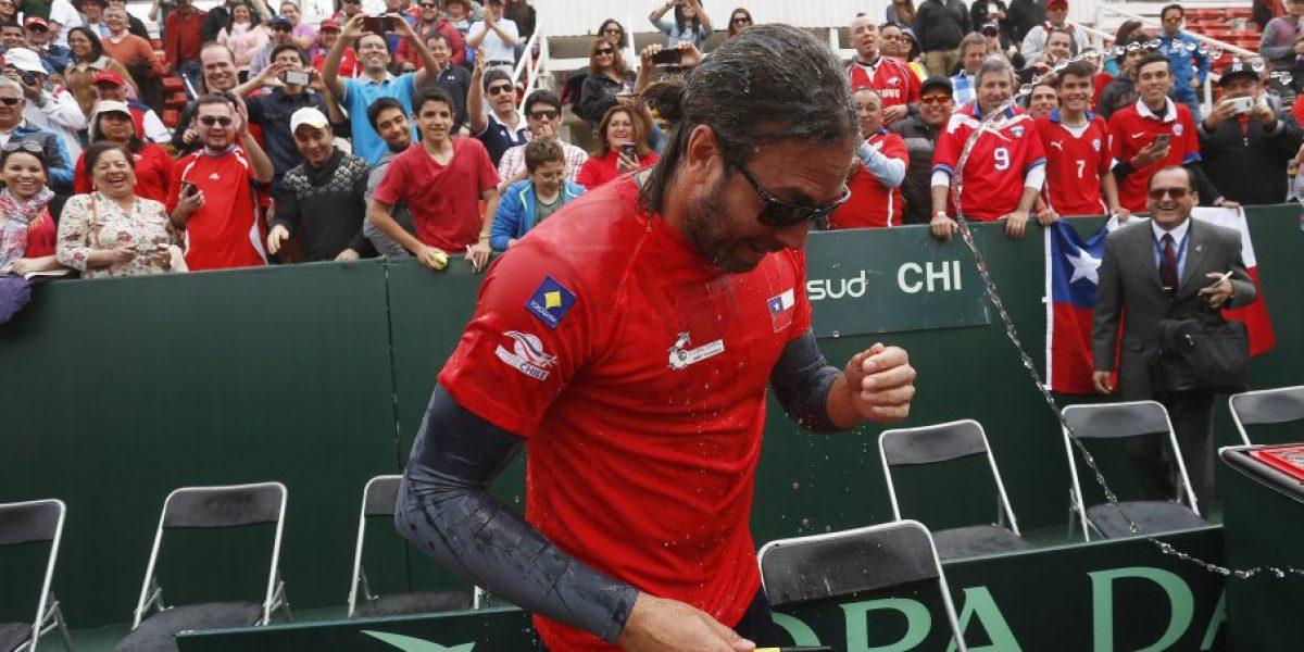 Massú deja atrás la ausencia de Estrella y destacó el nivel de los jugadores chilenos