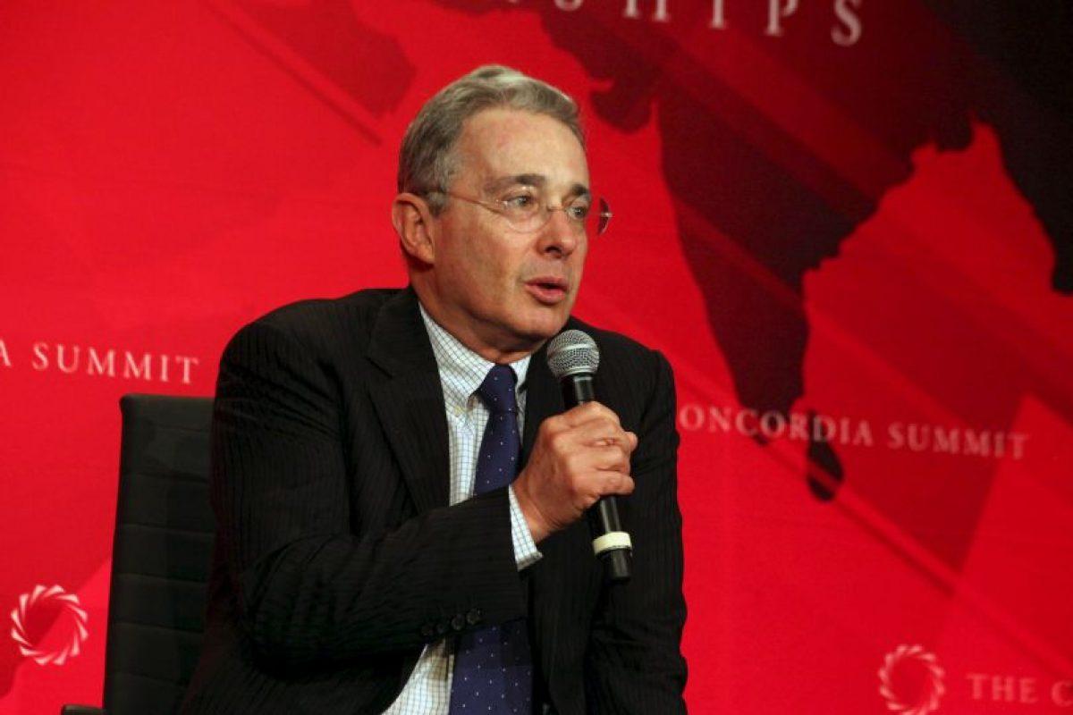 es un político y abogado colombiano Foto:Getty Images. Imagen Por: