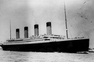 Fue el año bisiesto 1912, cuando el Titanic se hundió, dejando a más de mil personas muertas. Foto:Getty Images. Imagen Por: