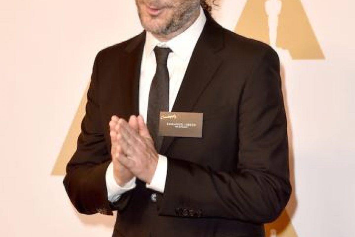 "Mejor cinematografía – Emmanuel Lubezki por ""The Revenant"" Foto:Getty Images. Imagen Por:"