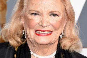 Oscar honorífico – La actriz Gena Rowlands Foto:Getty Images. Imagen Por: