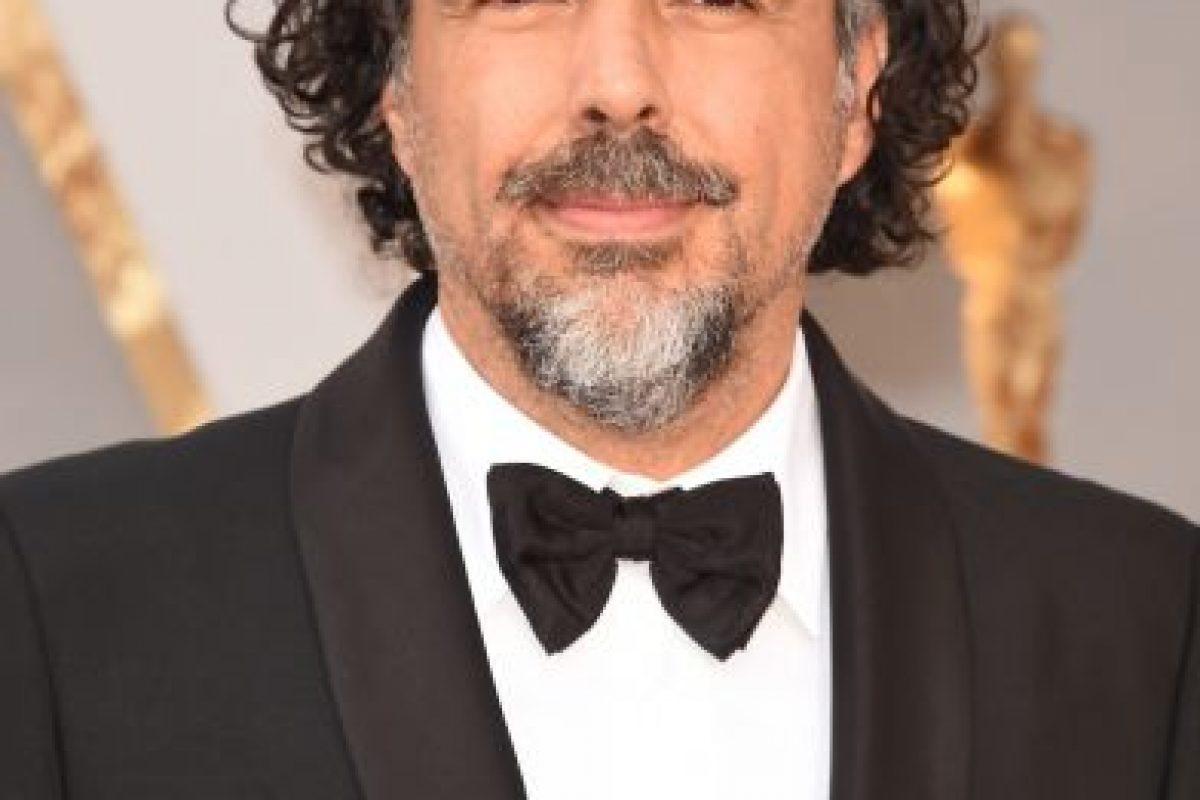 "Mejor director – Alejandro González Iñárritu por ""The Revenant"" Foto:Getty Images. Imagen Por:"