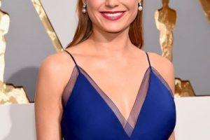 """Mejor actriz – Brie Larson por """"Room"""" Foto:Getty Images. Imagen Por:"""