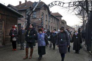 En el año bisiesto 1940, se construyó el campo de exterminio Auschwitz. Foto:AP. Imagen Por: