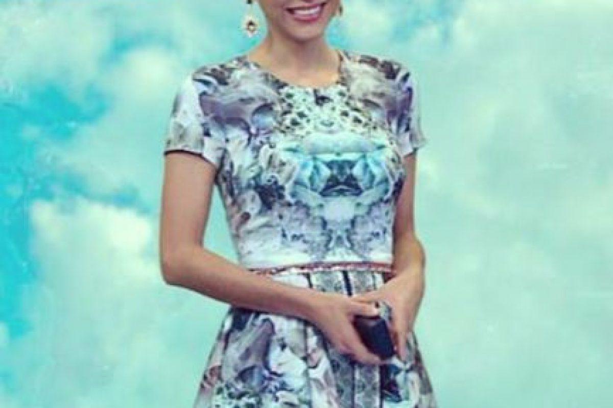 Yanet García trabaja en Televisa Monterrey y se hizo famosa por su belleza. Foto:vía acebook.com/yanetgarciapaginaoficial. Imagen Por: