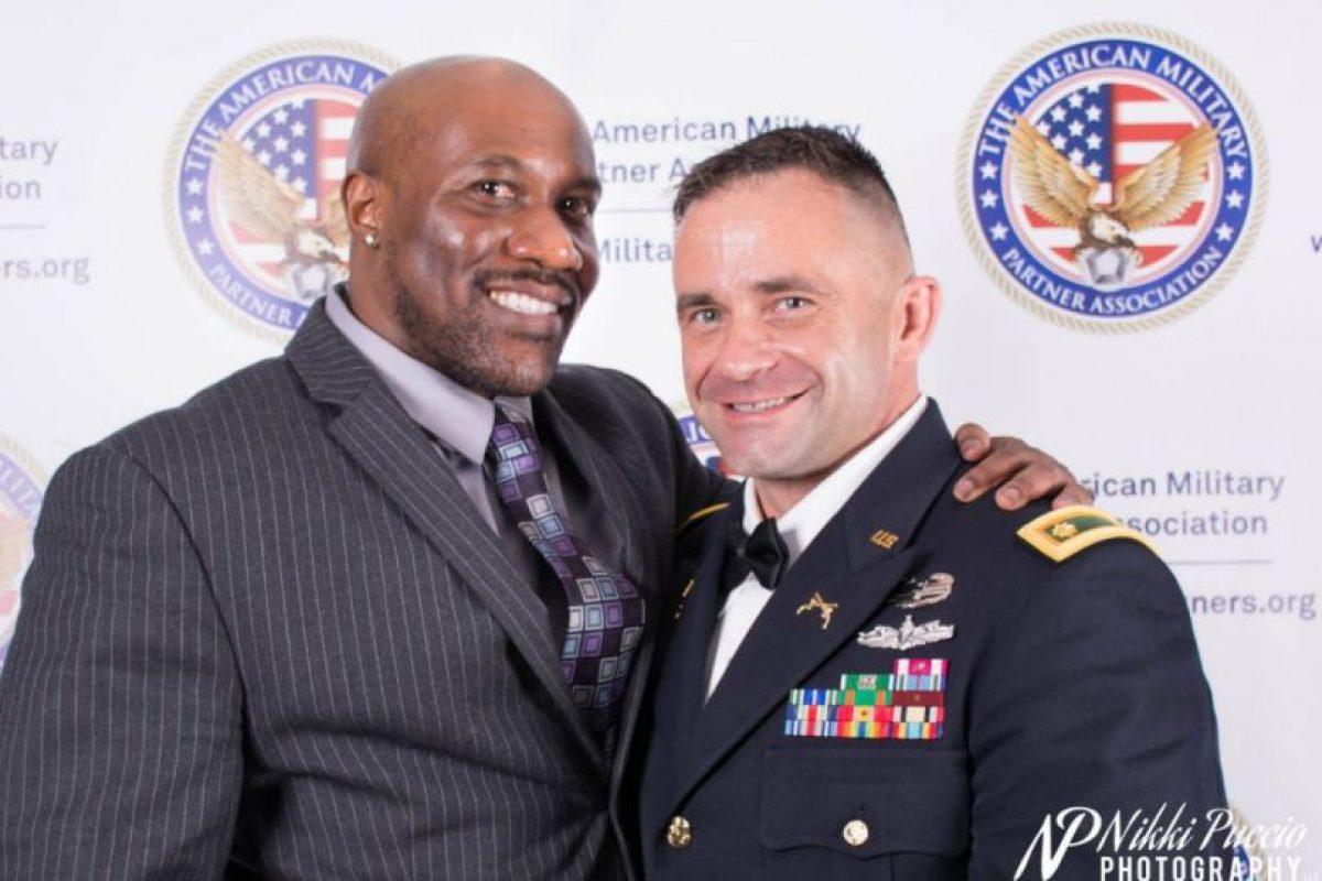 También cuentan con una pagina en Facebook Foto:Facebook/The American Military Partner Association. Imagen Por: