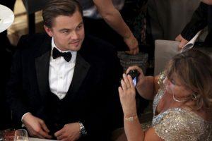 Leonardo DiCaprio junto a Irmelin Indenbirken Foto:Getty Images. Imagen Por: