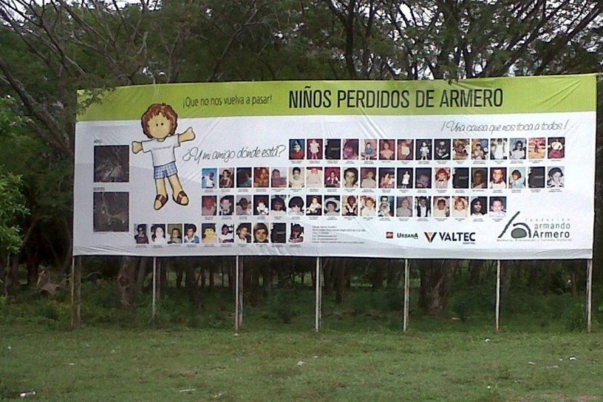 La Fundación Armando Armero, es una organización no gubernamental que ayuda a reunir a las víctimas de la erupción del volcán Nevado del Ruiz. Foto:facebook.com/armandoarmero/. Imagen Por: