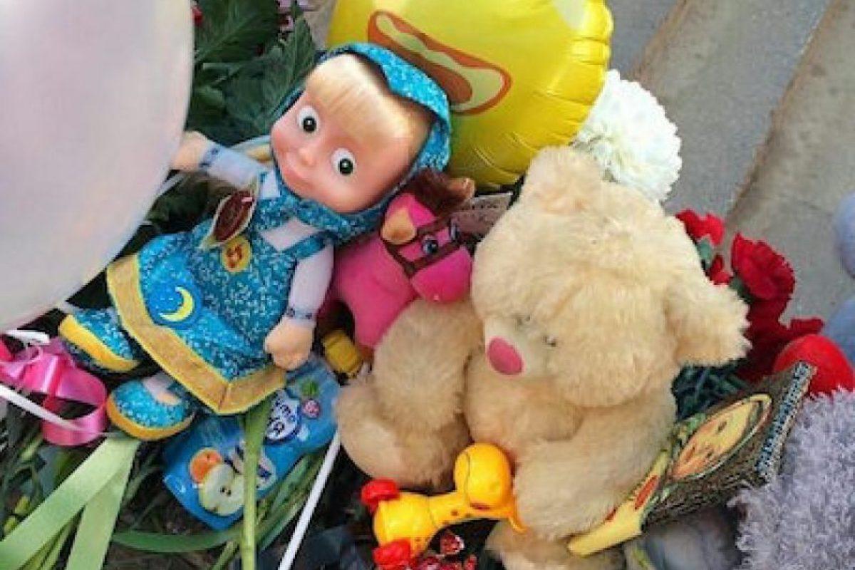 Además, se colocaron juguetes como osos y muñecas Foto:Instagram.com. Imagen Por: