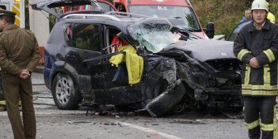 A cuatro subieron las víctimas de violento accidente en acceso sur de Llanquihue