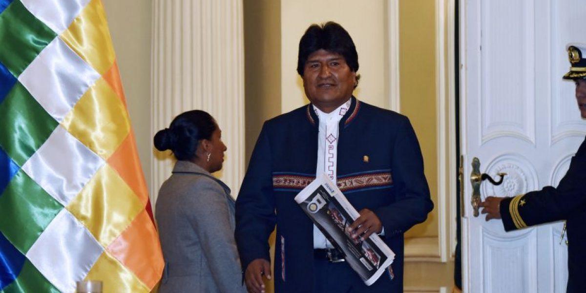 Ministra anuncia que Evo Morales acudirá a la Justicia para saber sobre su hijo