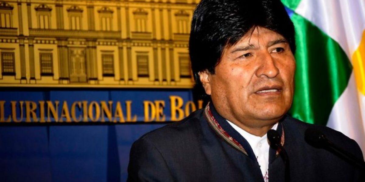 Evo Morales interpone recurso para que ex pareja le presente a su hijo en 5 días