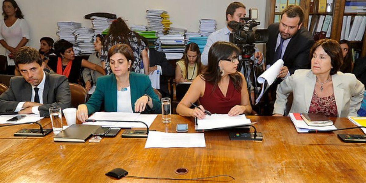 Comisión de Constitución de la Cámara aprueba las tres causales del proyecto de aborto