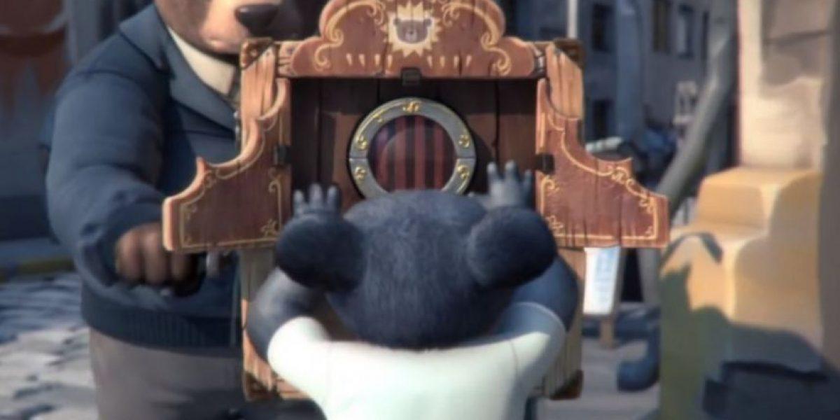"""Lambe-Lambe: así es el teatro de marionetas que rescata """"Historia de un Oso"""