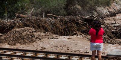 """Más de treinta personas siguen aisladas en el norte por el """"invierno altiplánico"""