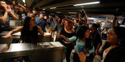 Corte de Apelaciones declara admisible recurso contra alza del pasaje del Metro