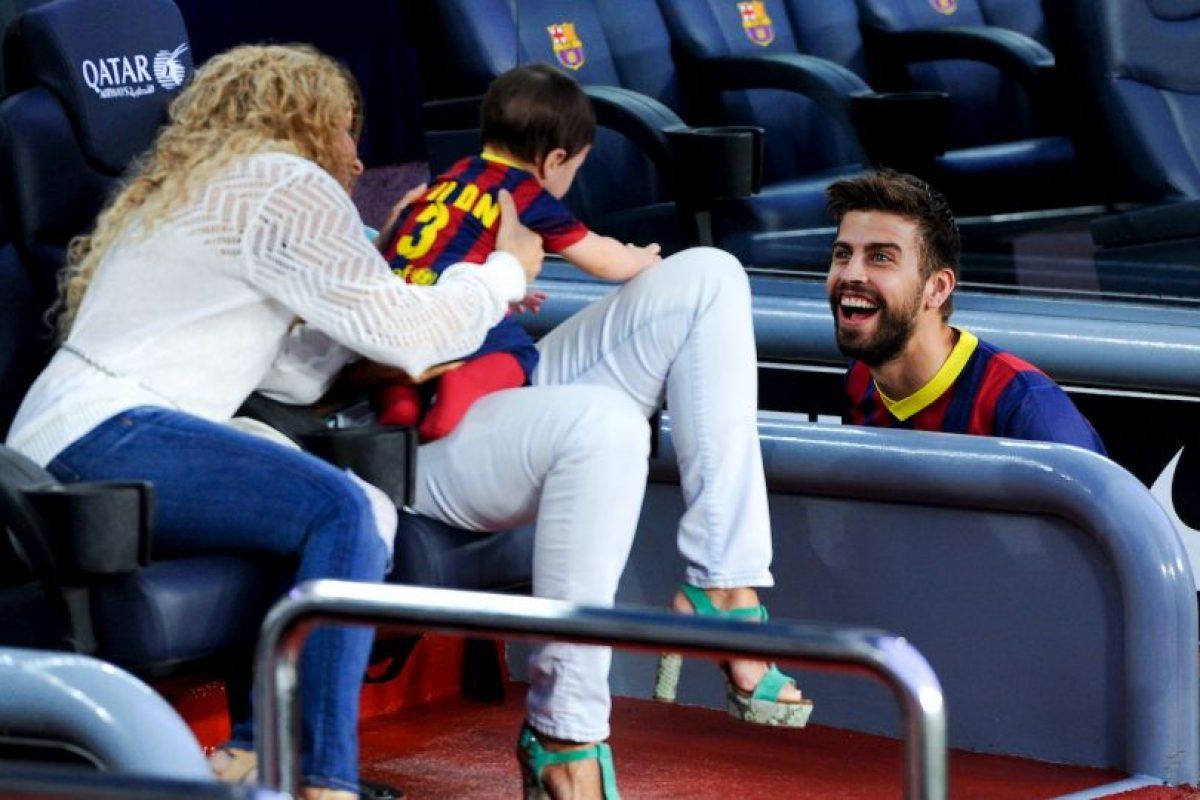 Momentos tiernos de la pareja frente al público Foto:Getty Images. Imagen Por: