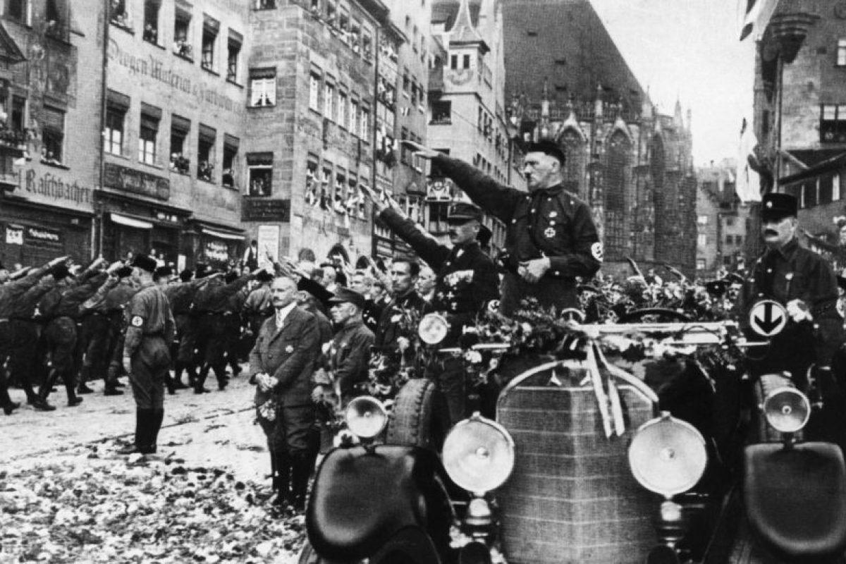 Entre sus planes de guerra deseaba la expansión del territorio en Europa. Foto:Getty Images. Imagen Por: