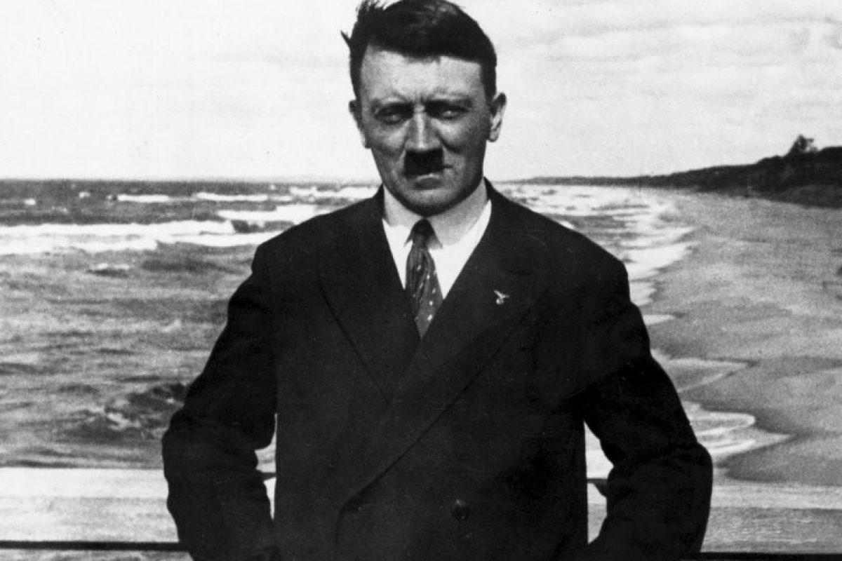 Adolf Hitler, fue el líder (Führer) y canciller de Alemania entre 1933 y 1945. Foto:Getty Images. Imagen Por: