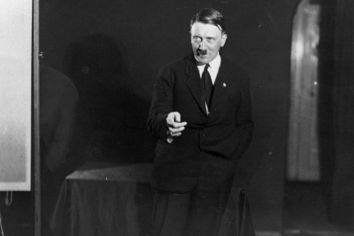Fue quien dirigió a Alemania durante la Segunda Guerra Mundial. Foto:Getty Images. Imagen Por:
