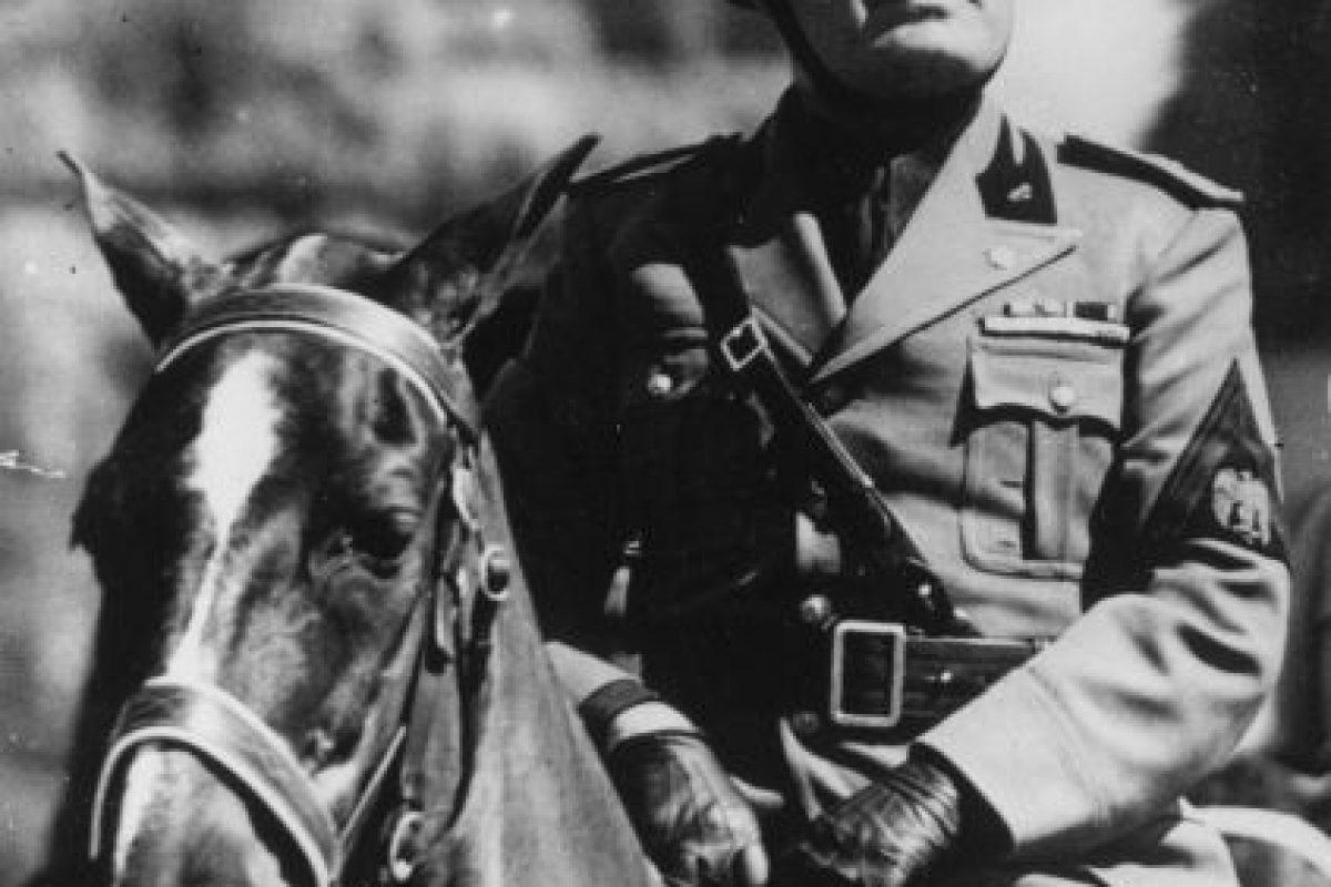 Primer ministro desde 1922 hasta 1943. Foto:Getty Images. Imagen Por: