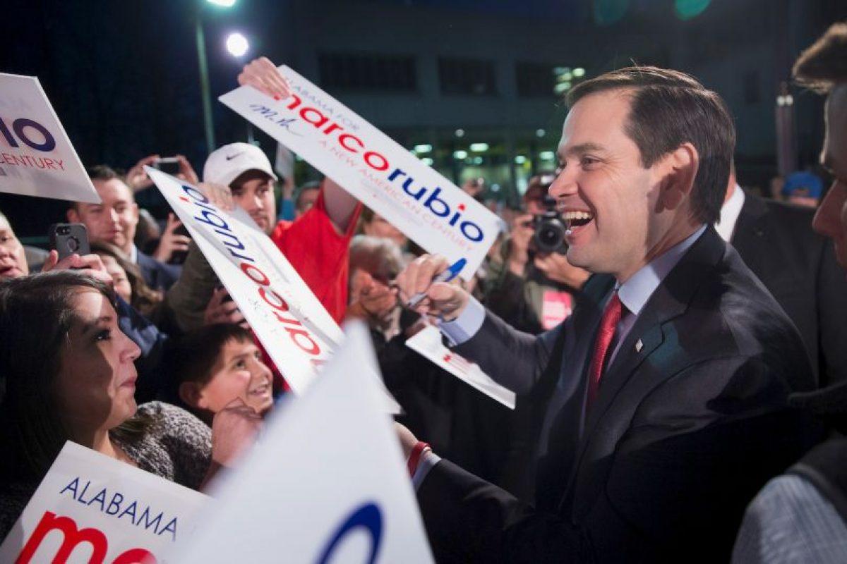 Movimiento político estadounidense de derecha centrado en una política anunció su precandidatura. Foto:Getty Images. Imagen Por: