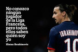 5. Esto dijo Zlatan a su llegada al PSG en 2012. Y tenía razón. Foto:Getty Images. Imagen Por: