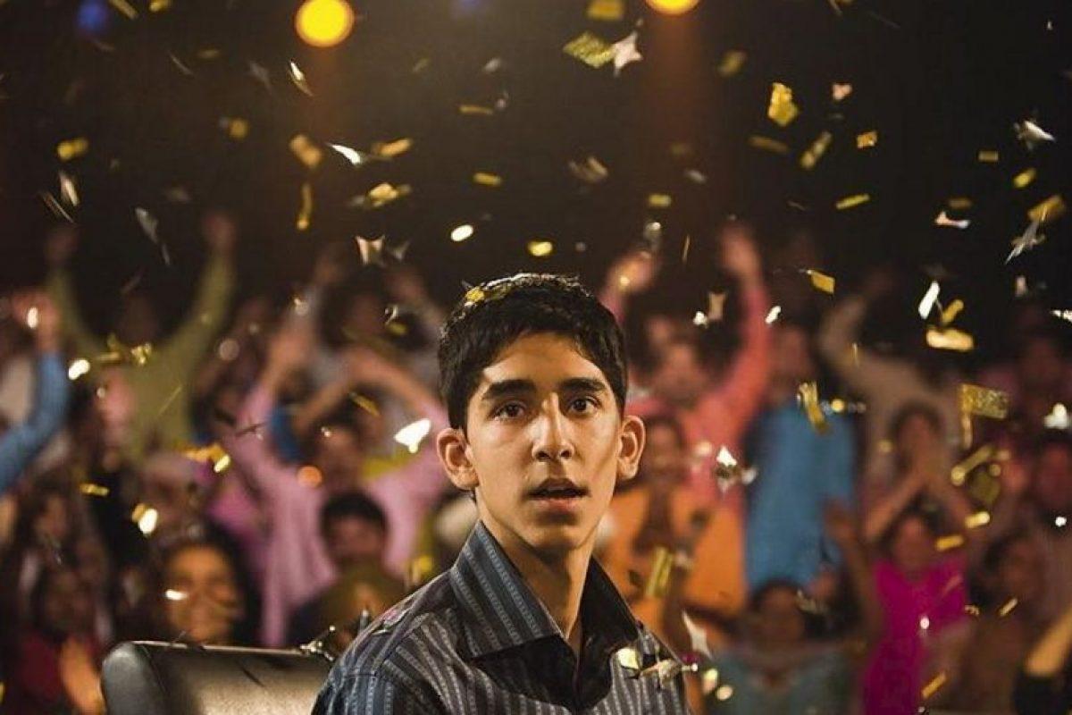 """Esto, en la película """"Slumdog Millionaire"""". Foto:vía Warner Bros. Imagen Por:"""