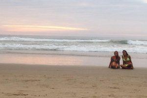 María José Coni y Marina Menegazzo fueron asesinadas en Ecuador Foto:instagram.com/marina.menegazzo/. Imagen Por: