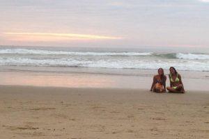 Últimas imágenes que compartieron las jóvenes argentinas Foto:instagram.com/marina.menegazzo/. Imagen Por: