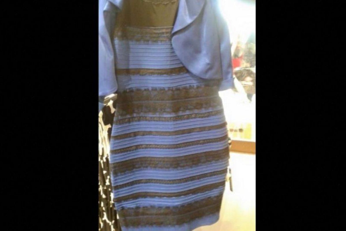Este vestido generó gran polémica en las redes sociales . Foto:Tumbrl. Imagen Por: