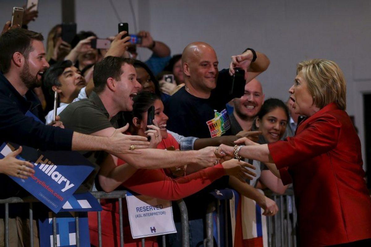 Al parecer los votantes buscan experiencia en su candidato. Foto:AFP. Imagen Por: