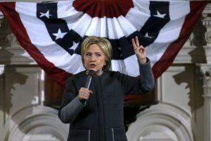 Hillary Clinton Foto:AFP. Imagen Por:
