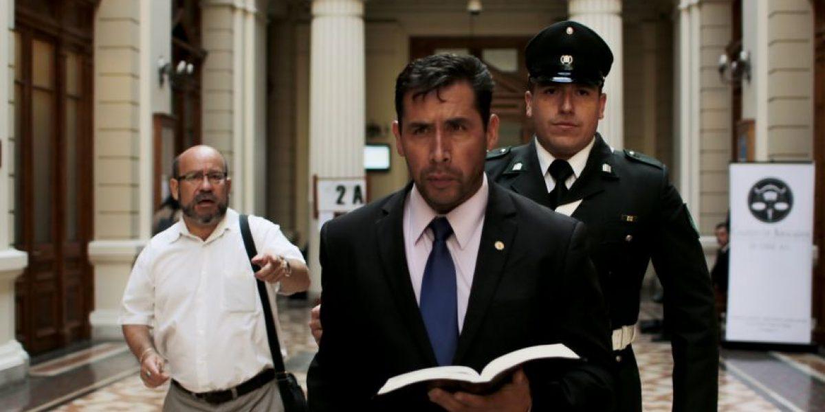 Pastor Soto volvió a hostigar al líder del Movilh en la Corte de Apelaciones
