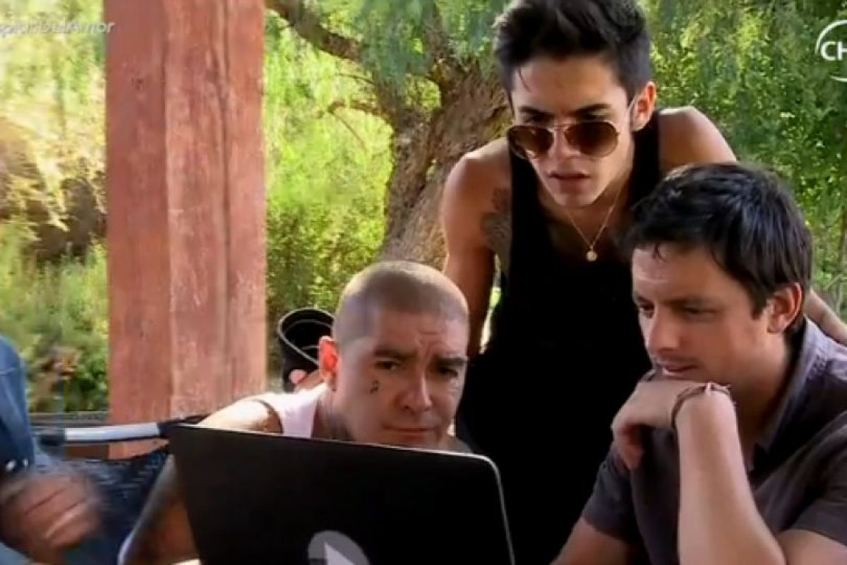 Foto:Reproducción Chilevisión. Imagen Por: