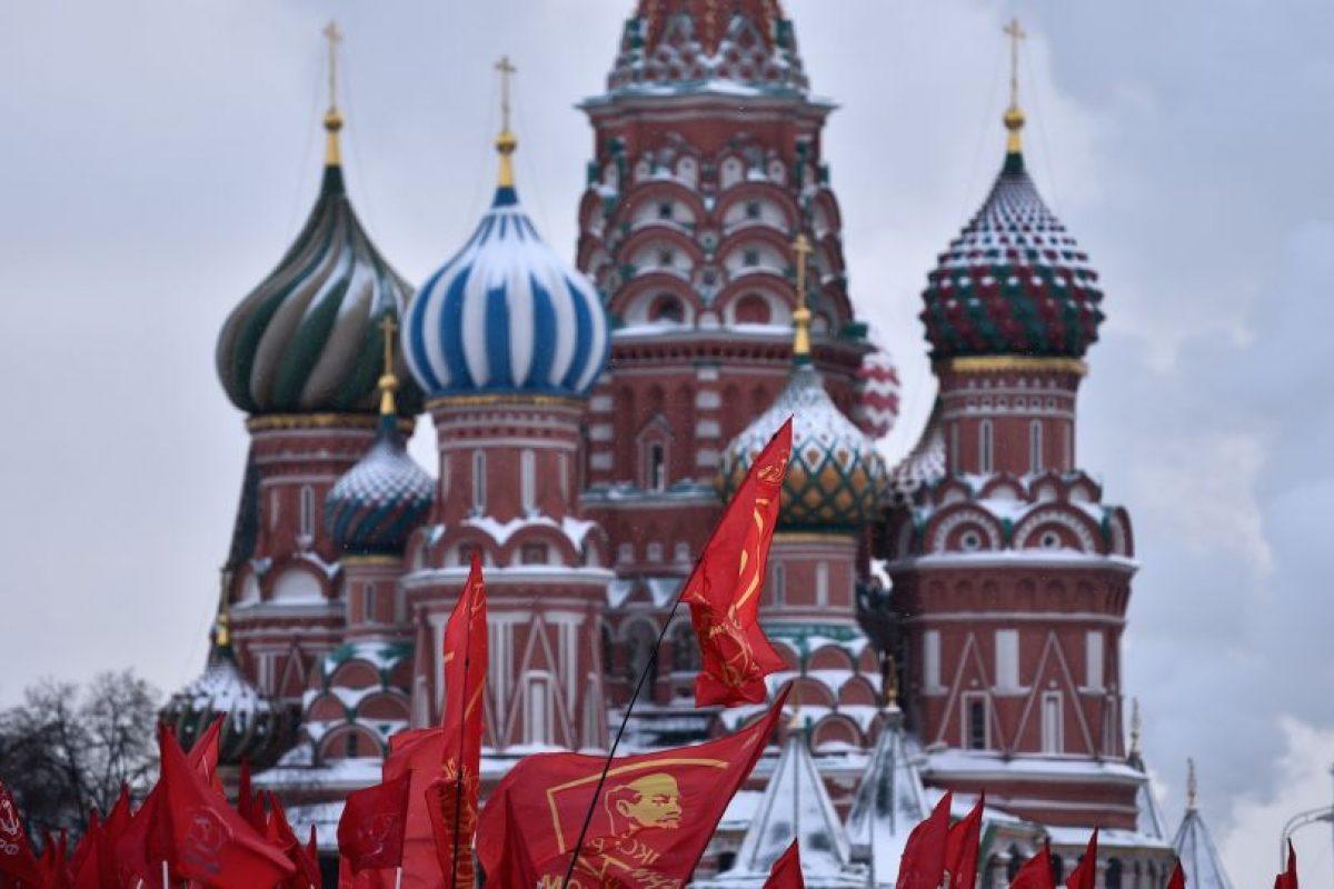 """Un 24% de los rusos cree que Gorbachov es responsable de la caída de """"una gran potencia"""", según una encuesta de un centro político propiedad del Estado. Foto:AFP. Imagen Por:"""