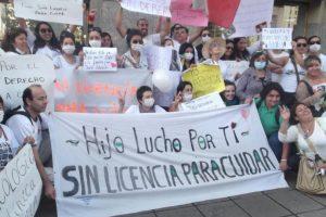 Foto:Sin Licencia para cuidar. Imagen Por:
