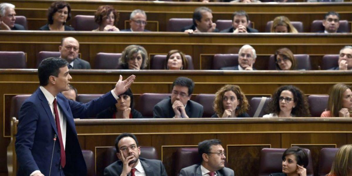 España: líder del Psoe fracasa en su investidura y recibe duros ataques