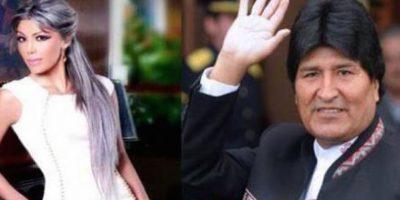 Hijo de Evo Morales y Gabriela Zapata será presentado a la prensa