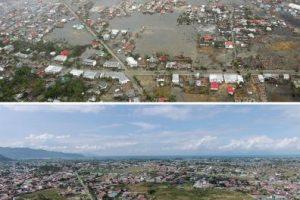 La magnitud fue de 9.1-9.3 grados Richter Foto:Getty Images. Imagen Por: