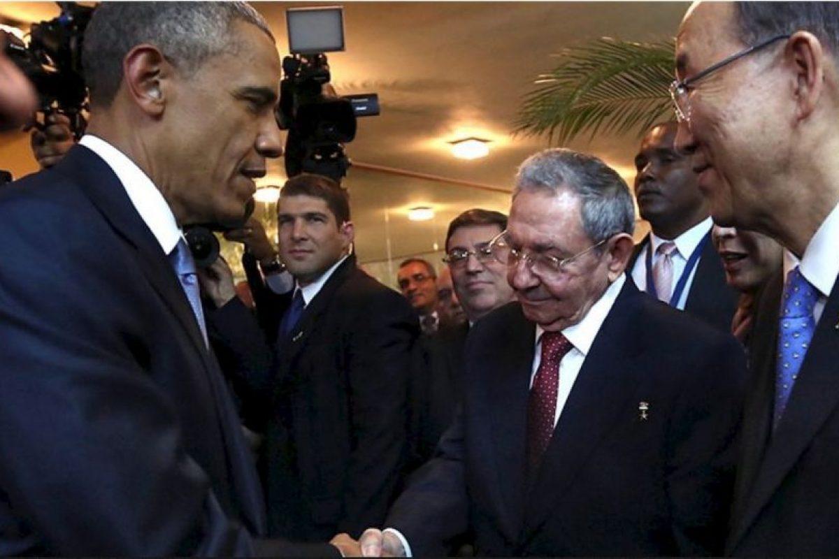 Para el 1 de julio, se hace oficial el restablecimiento de las relaciones diplomáticas. Foto:AFP. Imagen Por: