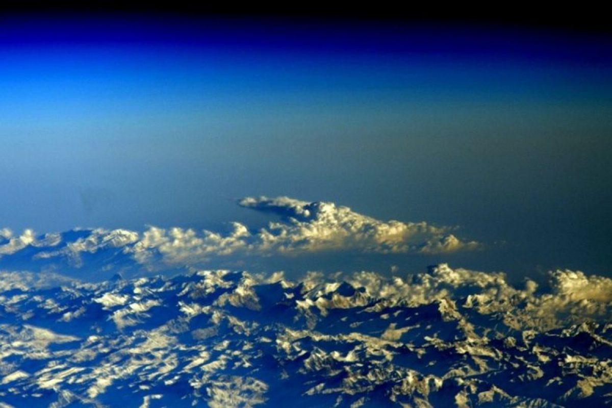 Su imágenes sirvieron a la NASA para ilustrar distintas noticias. Foto:twitter.com/StationCDRKelly. Imagen Por: