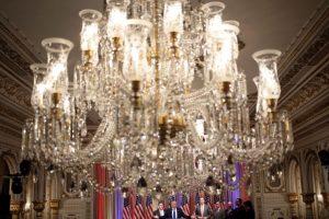 """""""El discurso de Clinton es una tontería"""". Foto:vía Getty Images. Imagen Por:"""