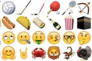 Hasta 2015 existían 722 emojis de acuerdo con GQ Foto:Apple. Imagen Por: