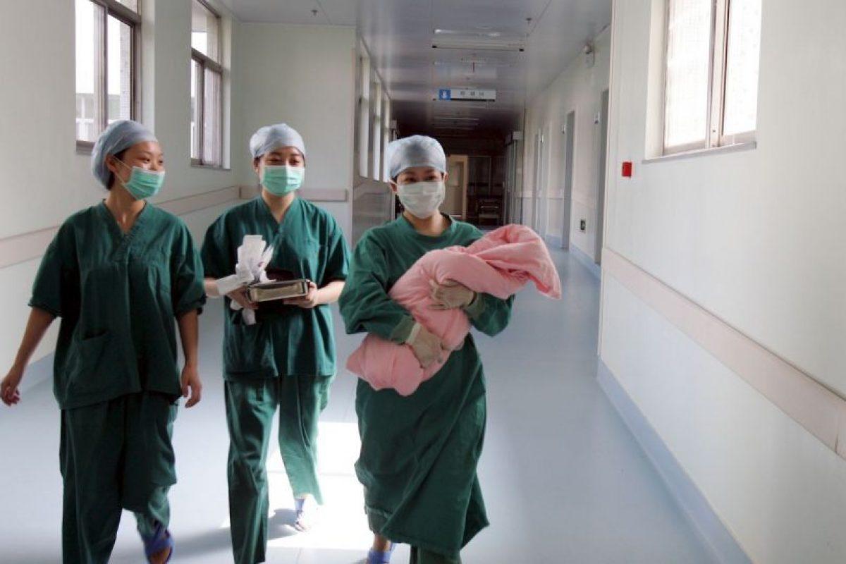 Cada año, unos 3 millones de muchachas de 15 a 19 años se someten a abortos peligrosos. Foto:Getty Images. Imagen Por: