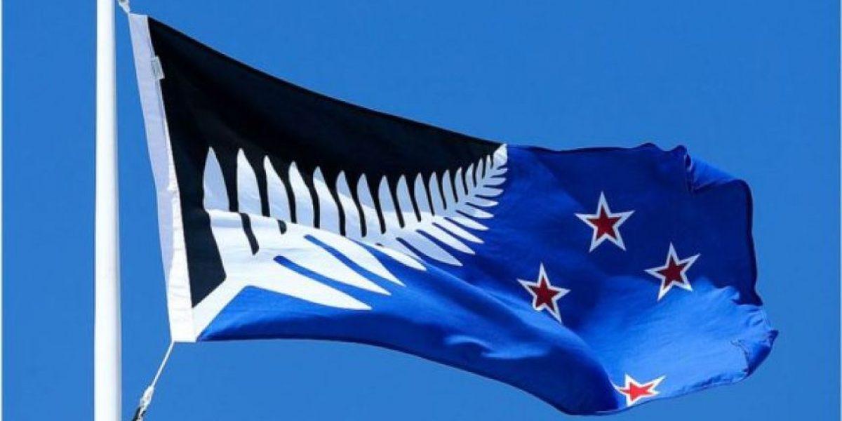 ¿Nueva bandera? Nueva Zelanda votará por cambiar su enseña