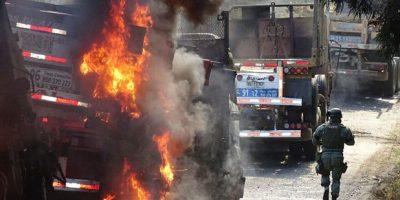 Tarud llama a Gobierno a aplicar Ley Antiterrorista por ataque a Carabineros en Tirúa