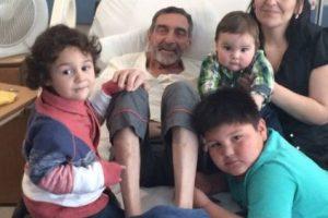 Rodolfo y su familia Foto:Facebook. Imagen Por: